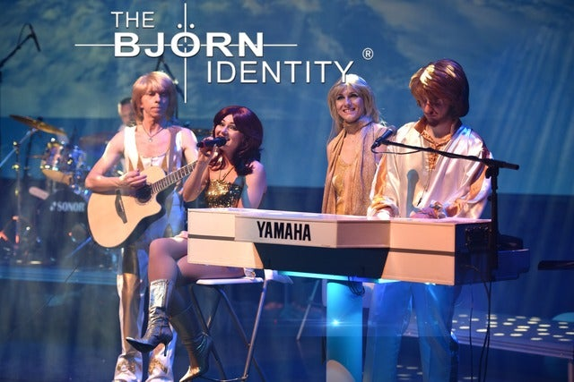 Abba Starring the Bjorn Identity