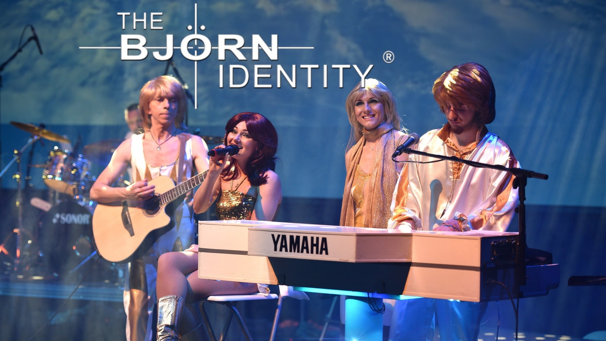 Abba Starring the Bjorn Identity tickets (Copyright © Ticketmaster)