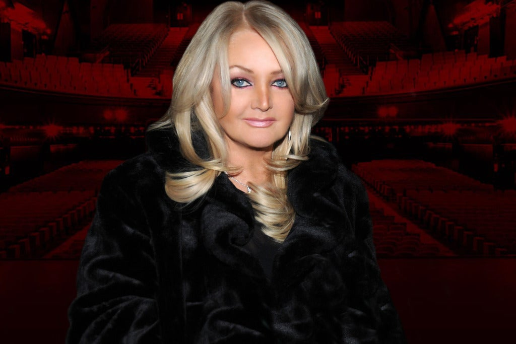 Bonnie Tyler Seating Plans