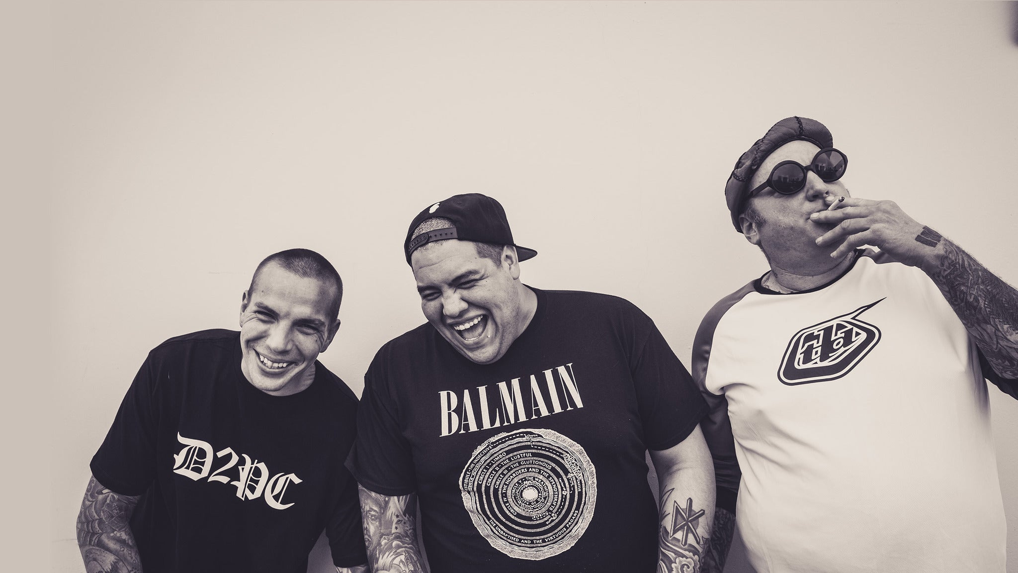 Sublime with Rome and The Offspring at Walmart AMP
