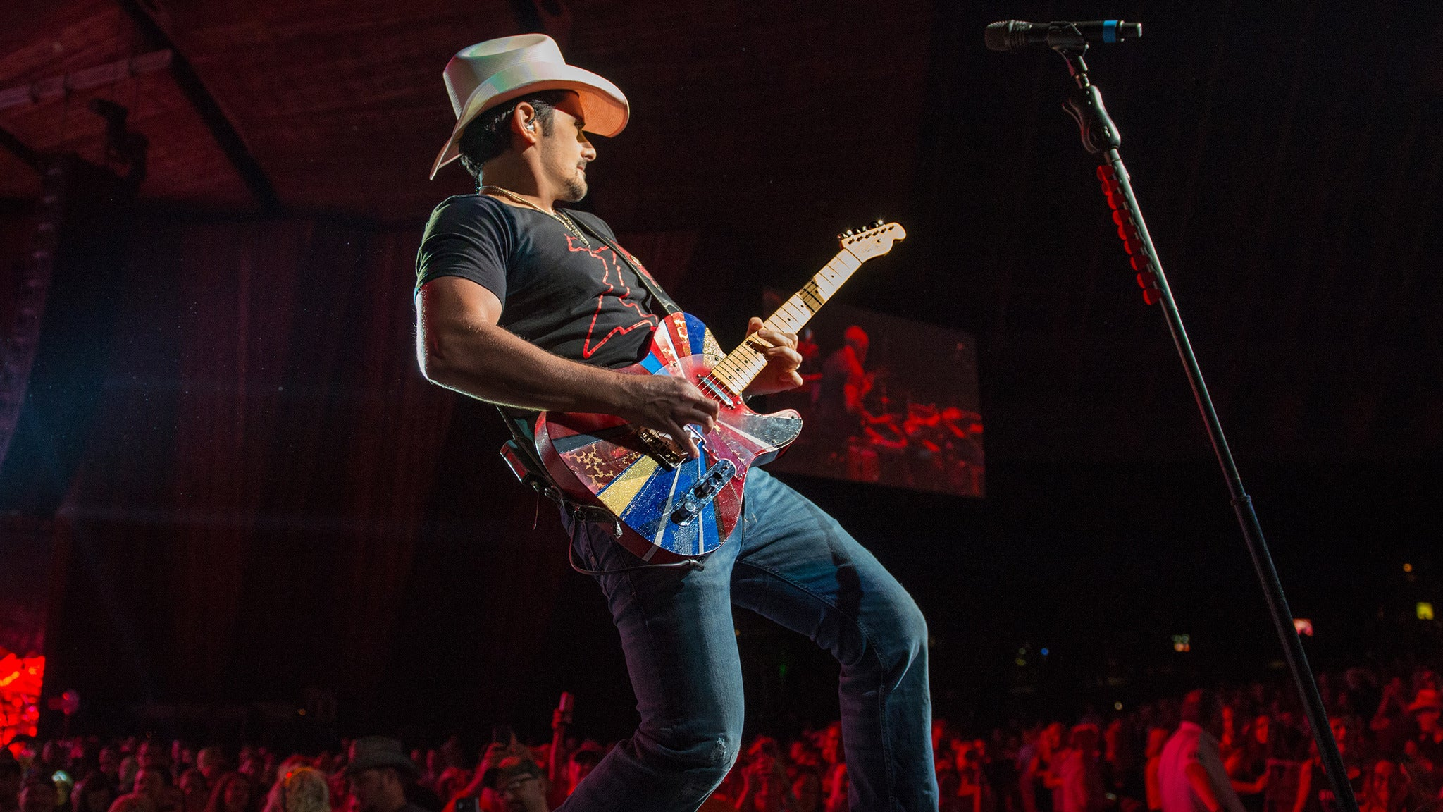 KSON Presents Brad Paisley Tour 2018