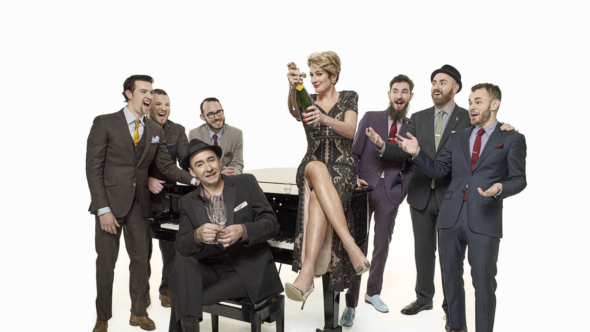 The Hot Sardines w/ Davina and the Vagabonds