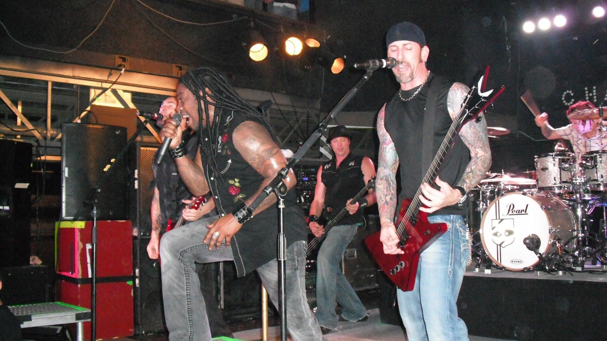 Sevendust at House of Blues Orlando