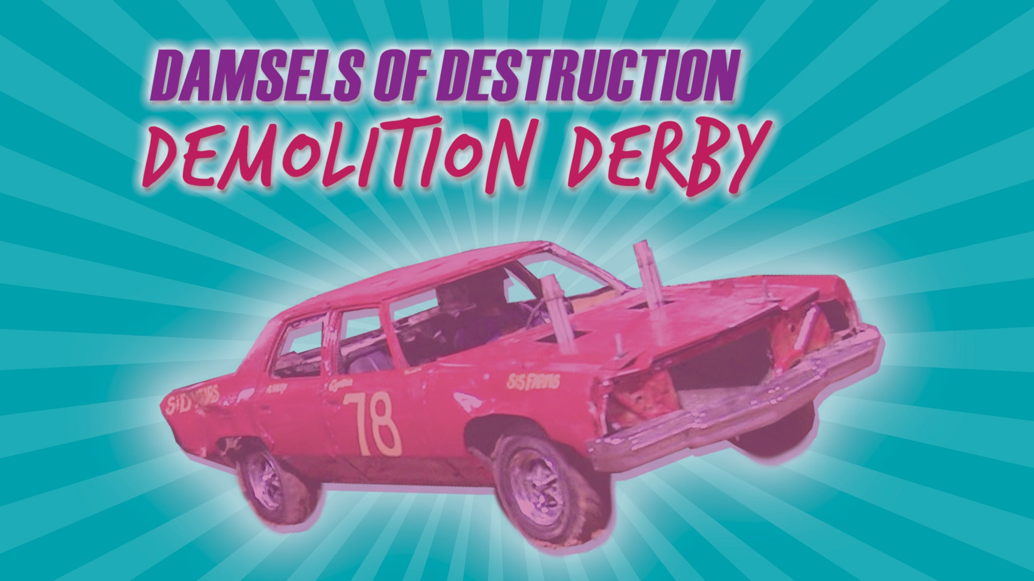 Damsels Of Destruction Demolition Derby