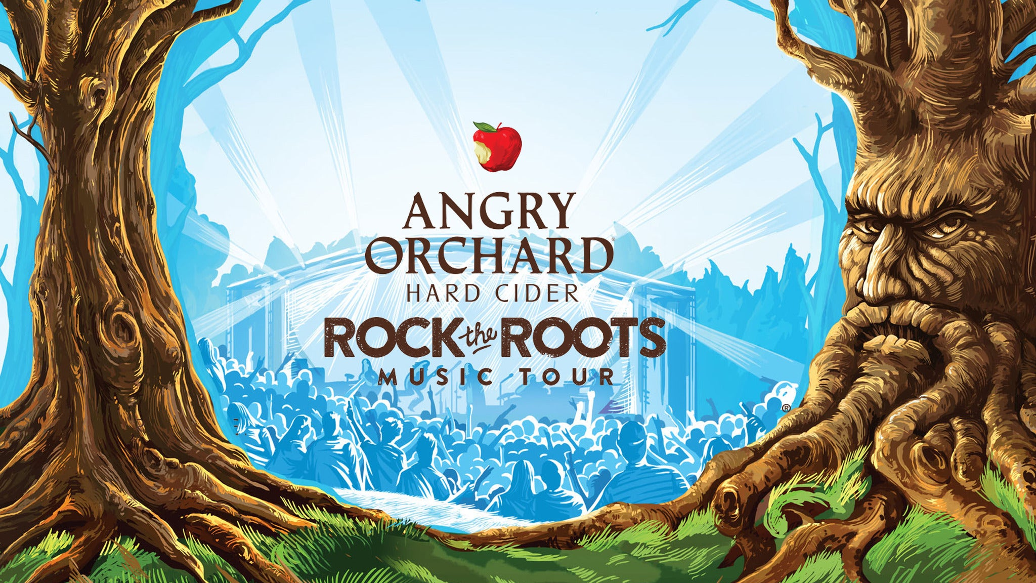 Angry Orchard Rock The Roots: Orlando, FL