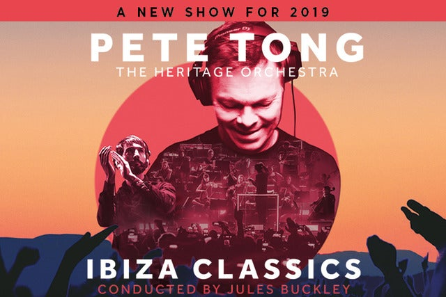 Pete Tong tickets (Copyright © Ticketmaster)