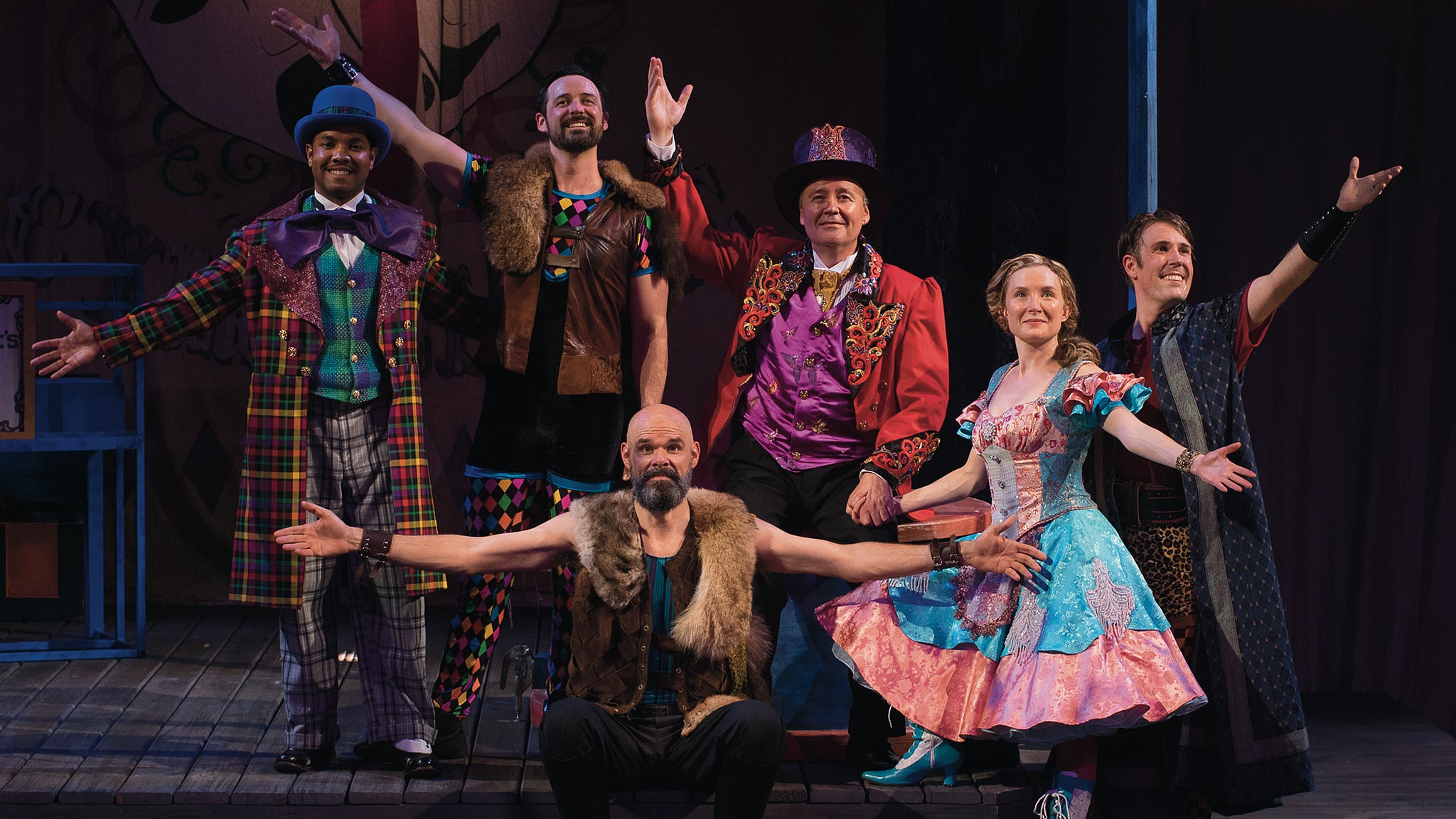 The Merry Wives of Windsor at Ewing Theatre