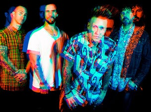 Papa Roach: Who Do You Trust Tour