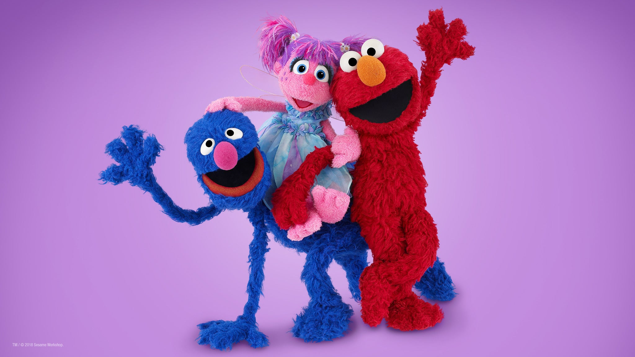 Sesame Street Live! Elmo & Friends Meet & Greet! From 9:30am-10:00am