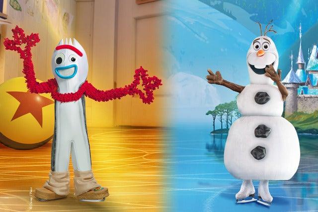 Disney On Ice presents Let's Celebrate