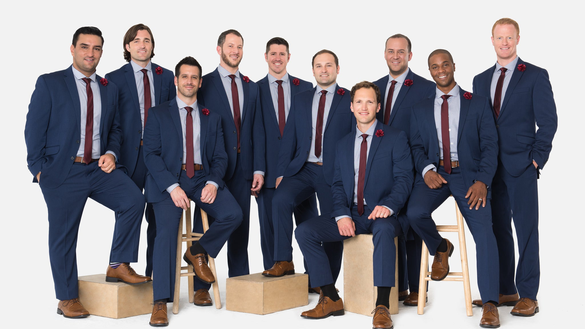 Straight No Chaser - Meet & Greet Packages at Walmart AMP