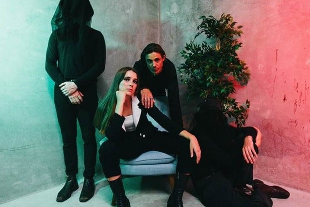 Confidence Man tickets (Copyright © Ticketmaster)