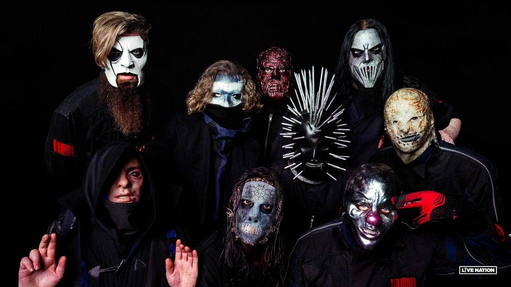 Hotels near Slipknot Events