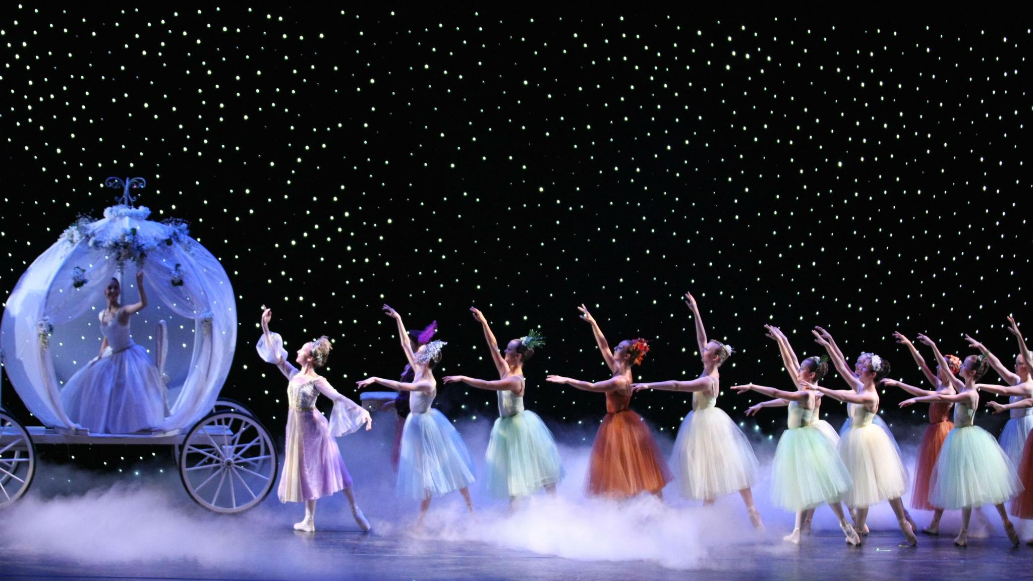Cinderella Ballet at Chandler Center for the Arts