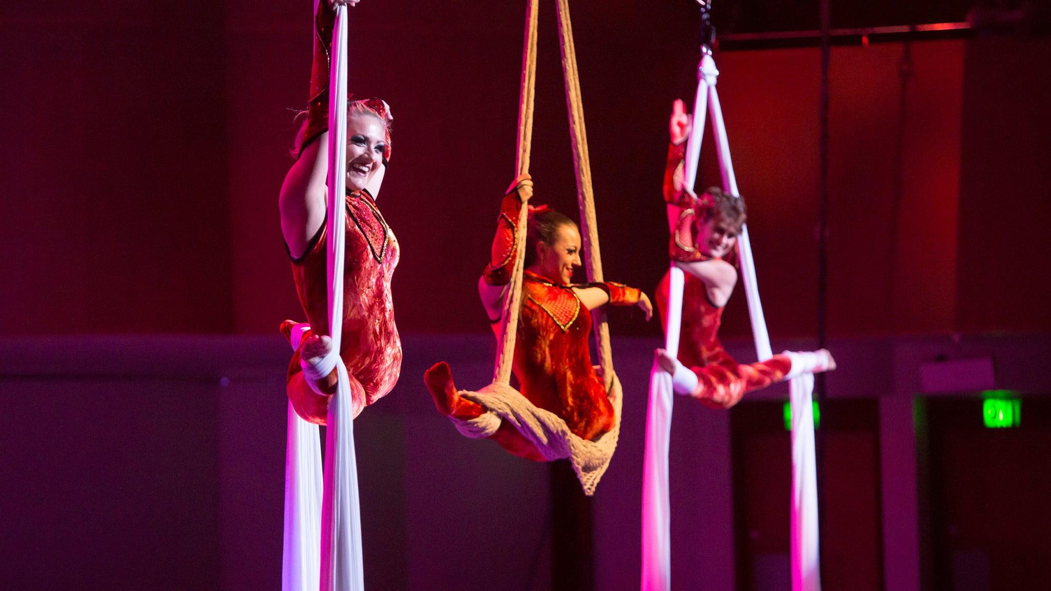 Cirque Musica: Wonderland at Kansas Star Event Center Arena