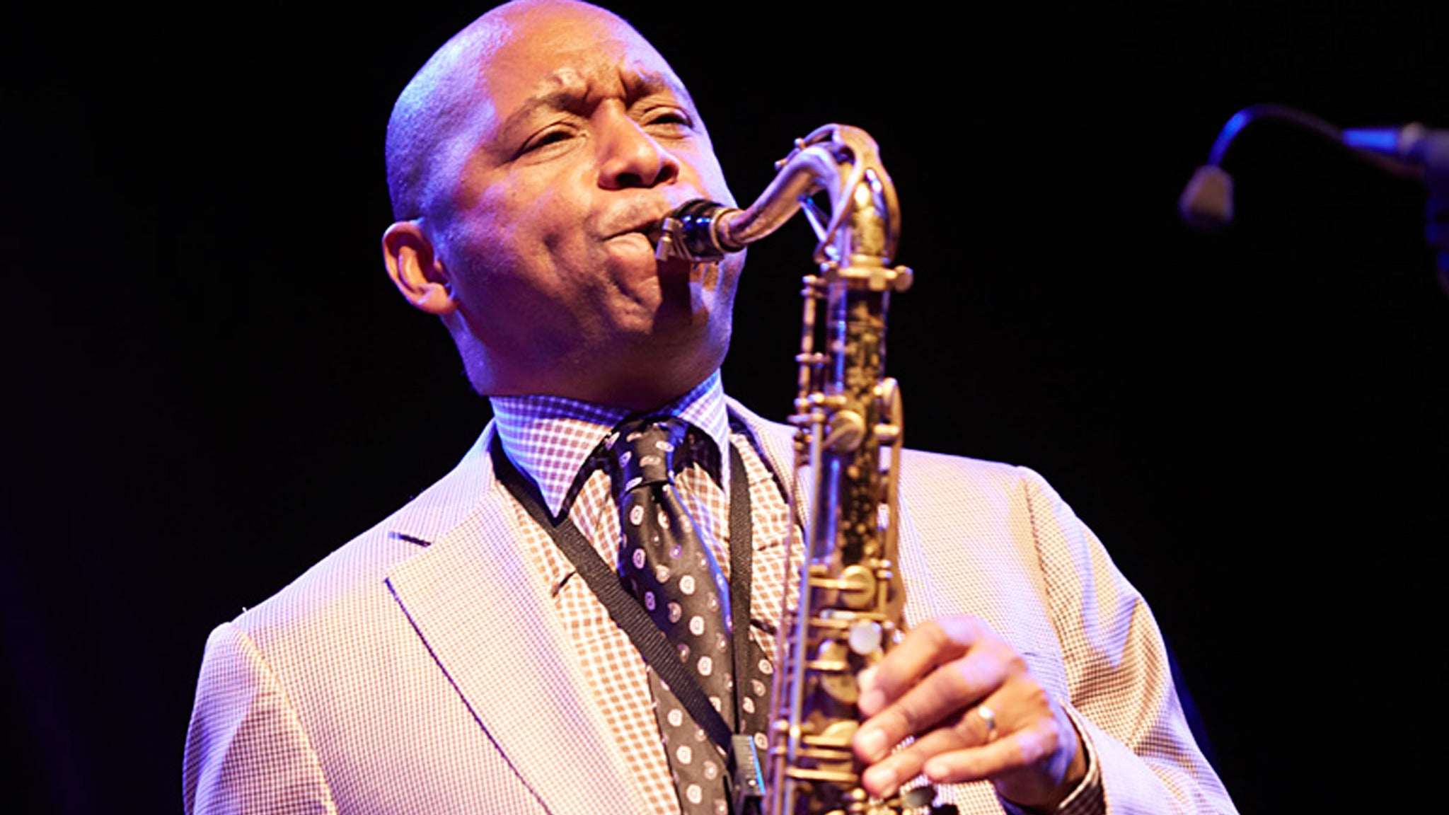 Branford Marsalis at Chapman Music Hall - TPAC