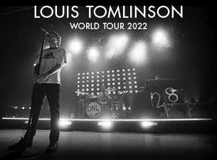 Louis Tomlinson, 2022-03-25, Стокгольм