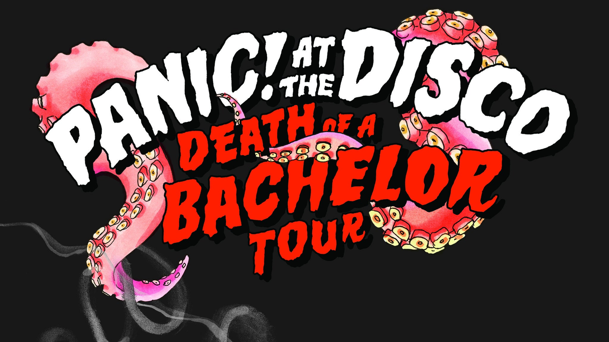 Panic! At The Disco - Death of A Bachelor Tour - Uncasville, CT 06382