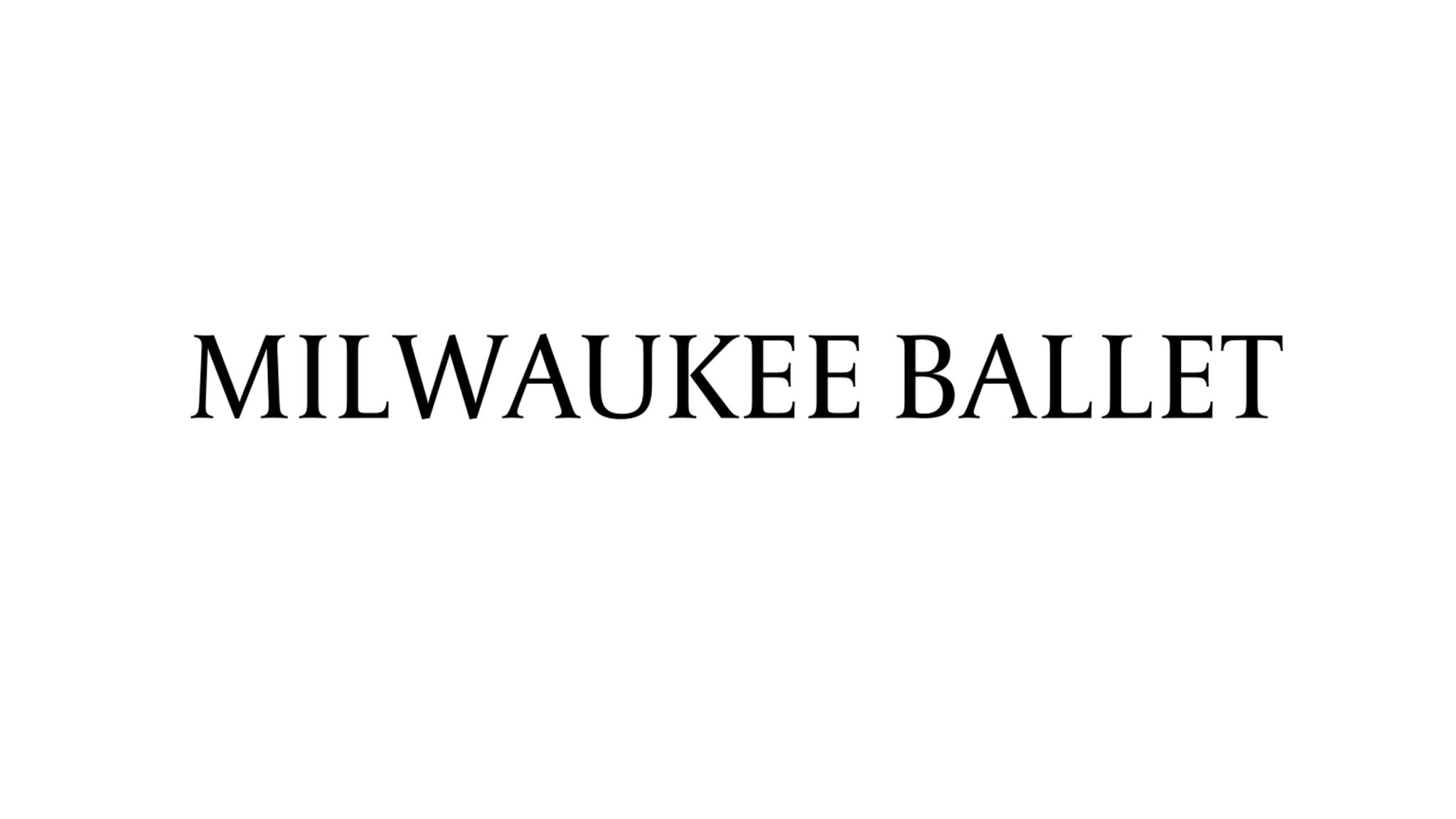 Milwaukee Ballet Presents Coppélia