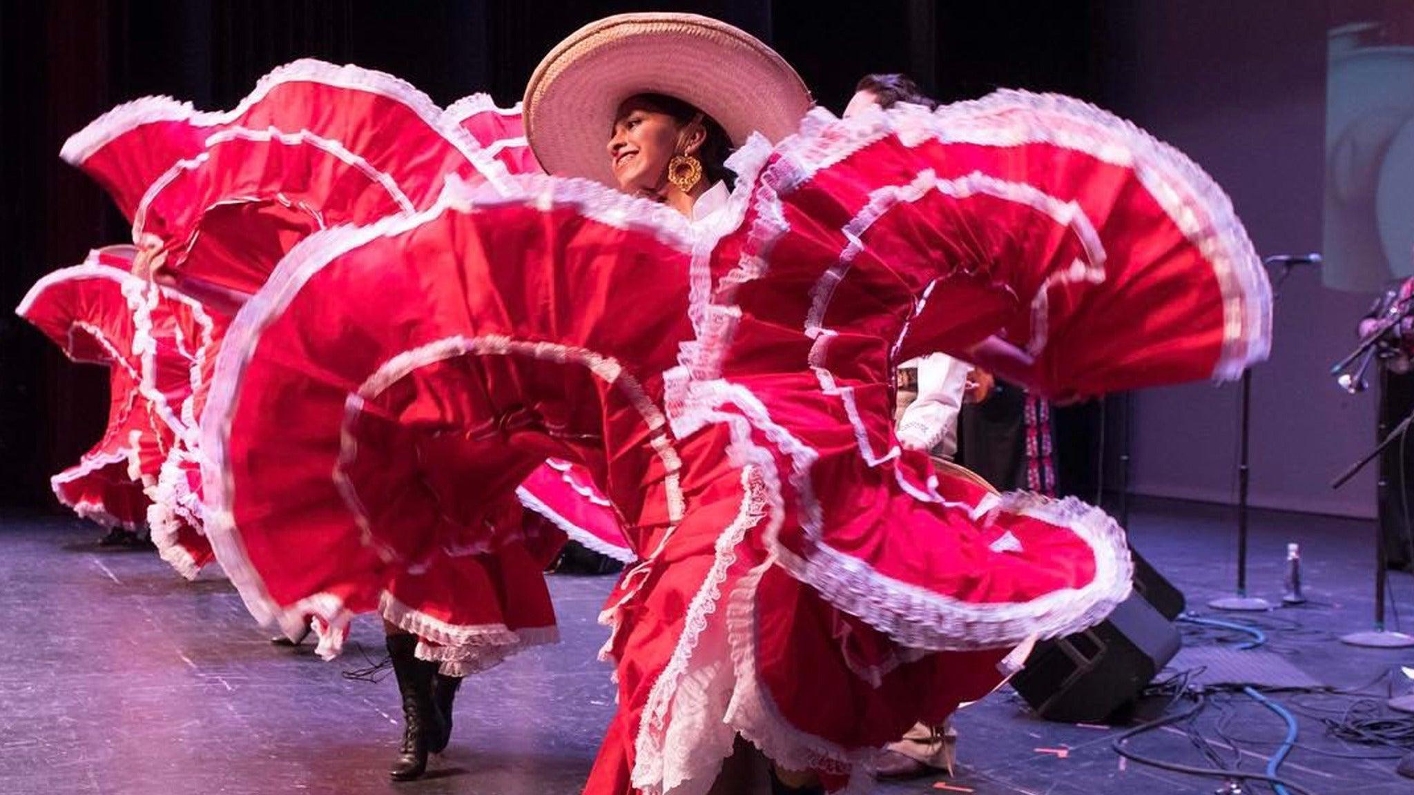 MC Presents - Ballet Folklorico de Los Angeles