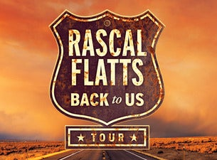 Rascal Flatts: Back to Us Tour
