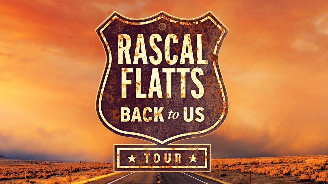 KSON presents Rascal Flatts: Back To US Tour 2018