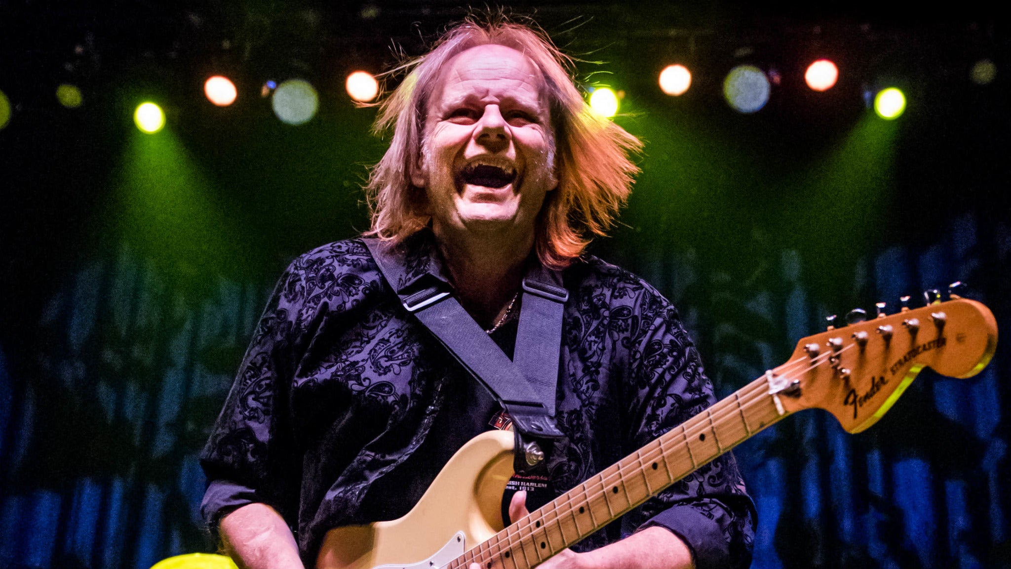 Walter Trout at The Coach House