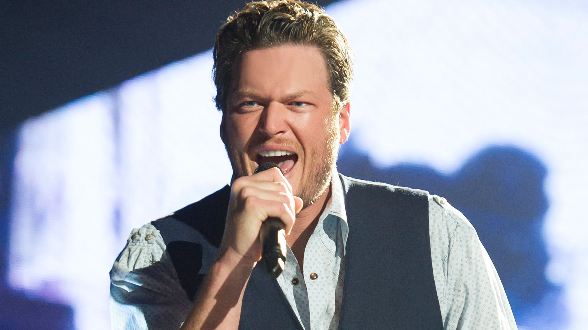 Blake Shelton at Talking Stick Resort
