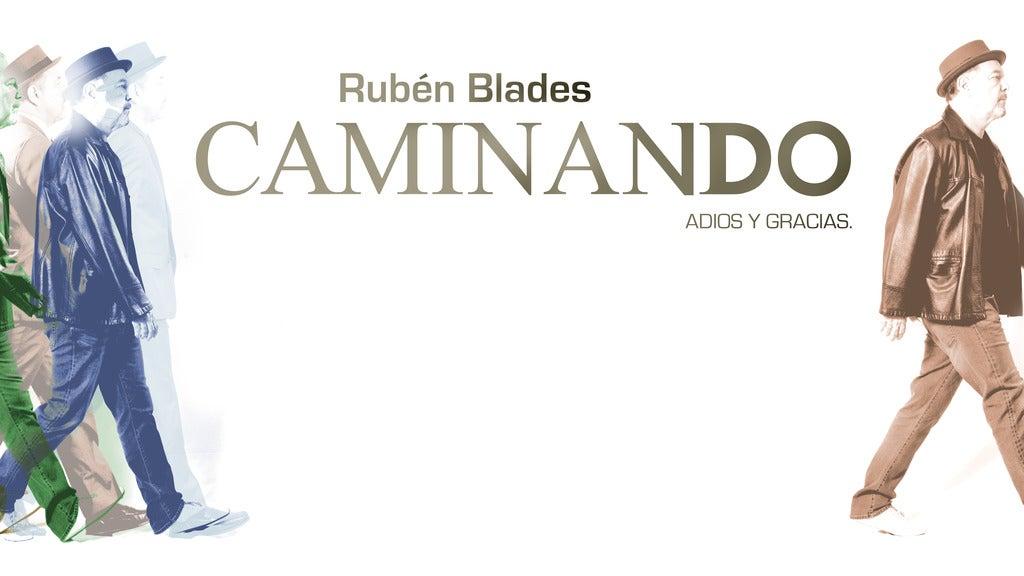 Hotels near Rubén Blades Events