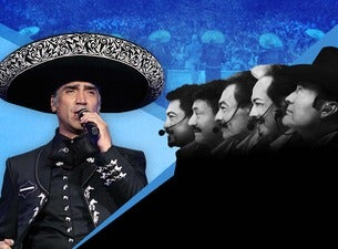 Alejandro Fernandez and Los Tigres Del Norte -Rompiendo Fronteras Tour