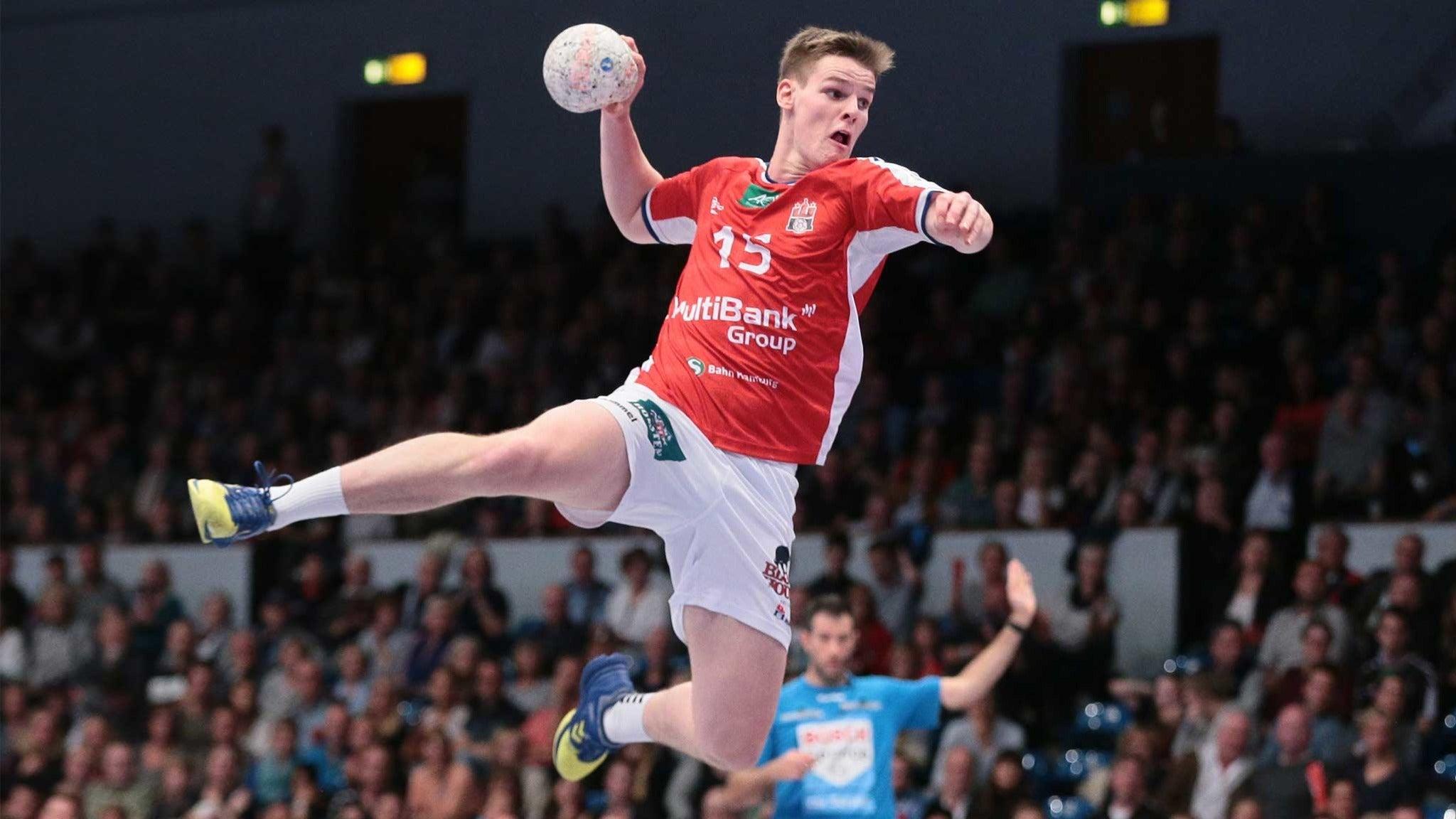 Handball Sport Verein Hamburg - ASV Hamm Westf.