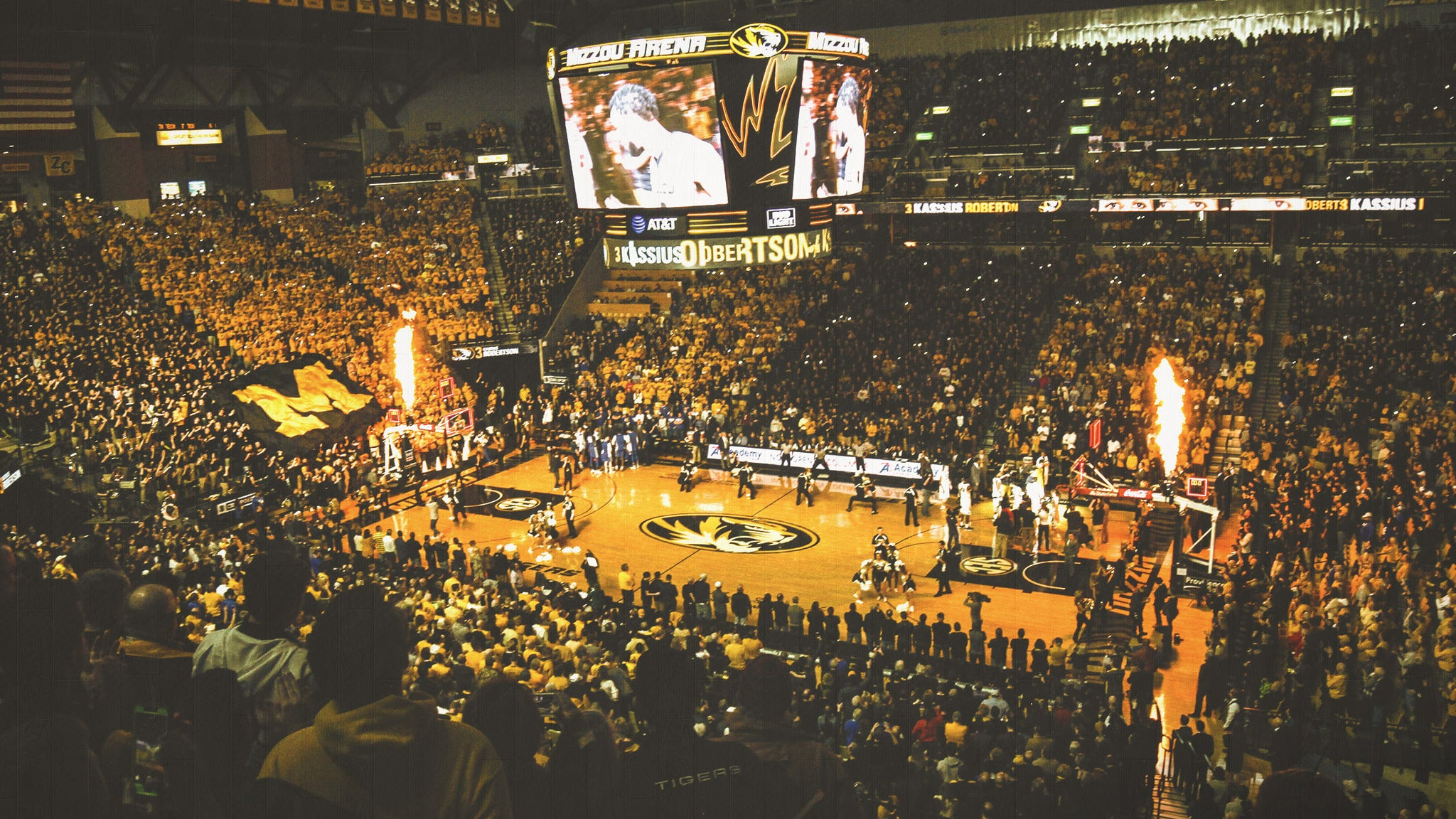 Mizzou Tigers Men's Basketball vs. Alabama Crimson Tide