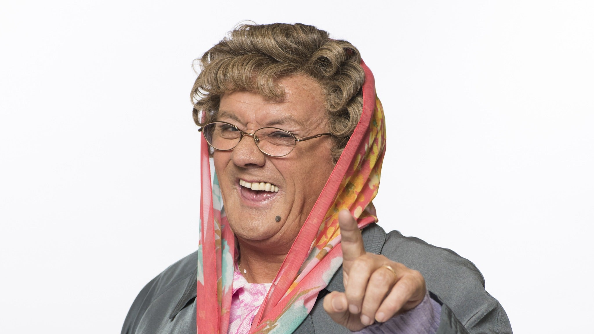 Mrs Browns Boys Dlive Show tickets (Copyright © Ticketmaster)
