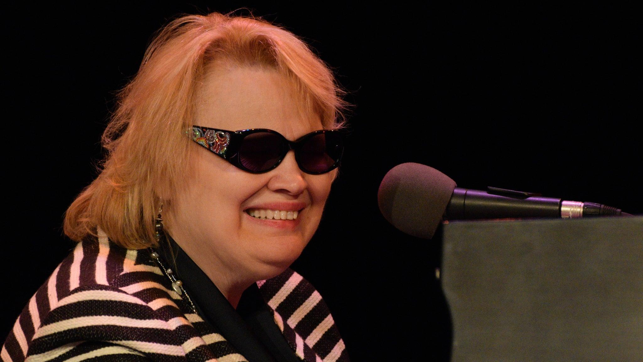 Diane Schuur at Humphreys Backstage Live