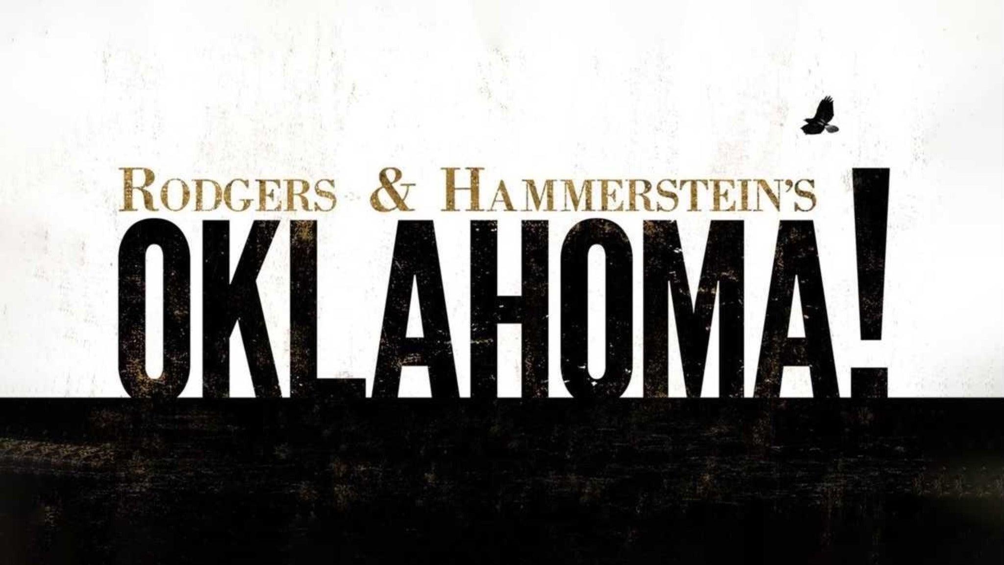 Oklahoma! (Touring) at ASU Gammage - Tempe, AZ 85287
