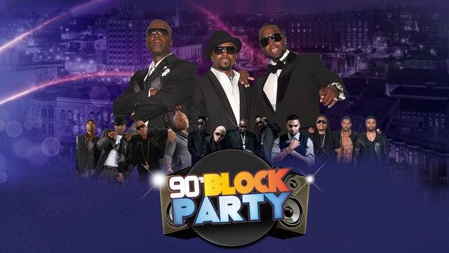 MACON 90's Block Party