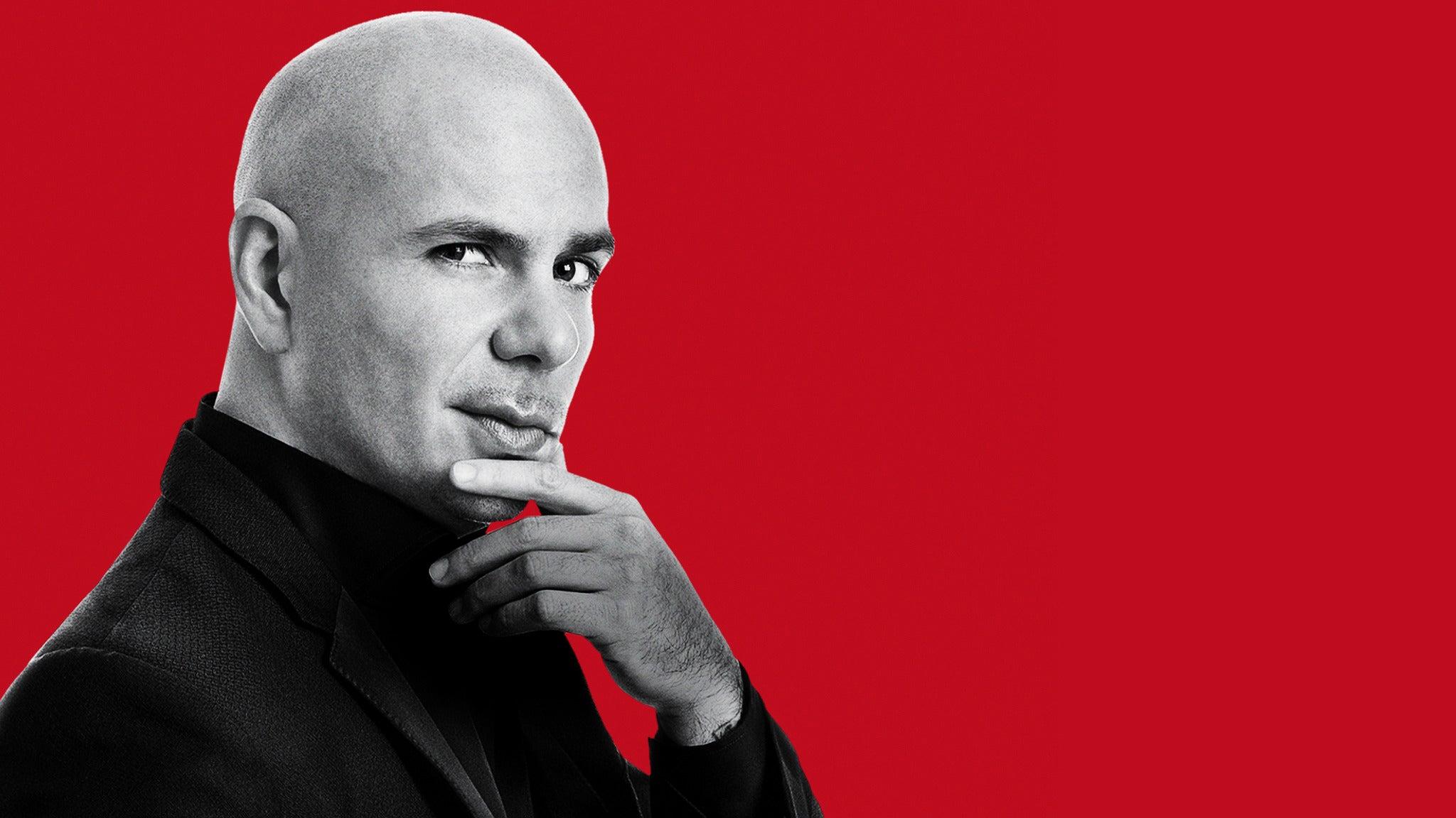 Pitbull at Hard Rock Live - Hollywood, FL 33314