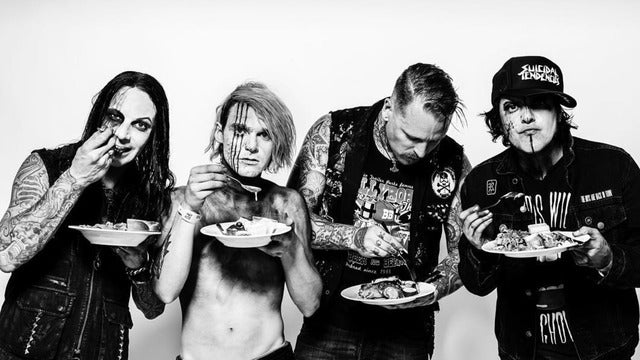 Combichrist w/ Silver Snakes