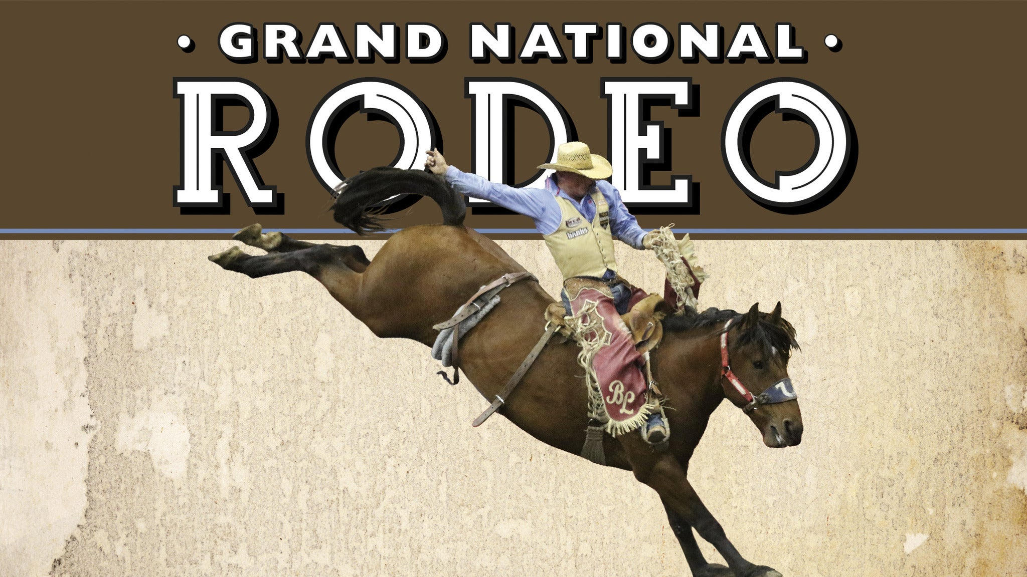 2018 Grand National Rodeo at Cow Palace
