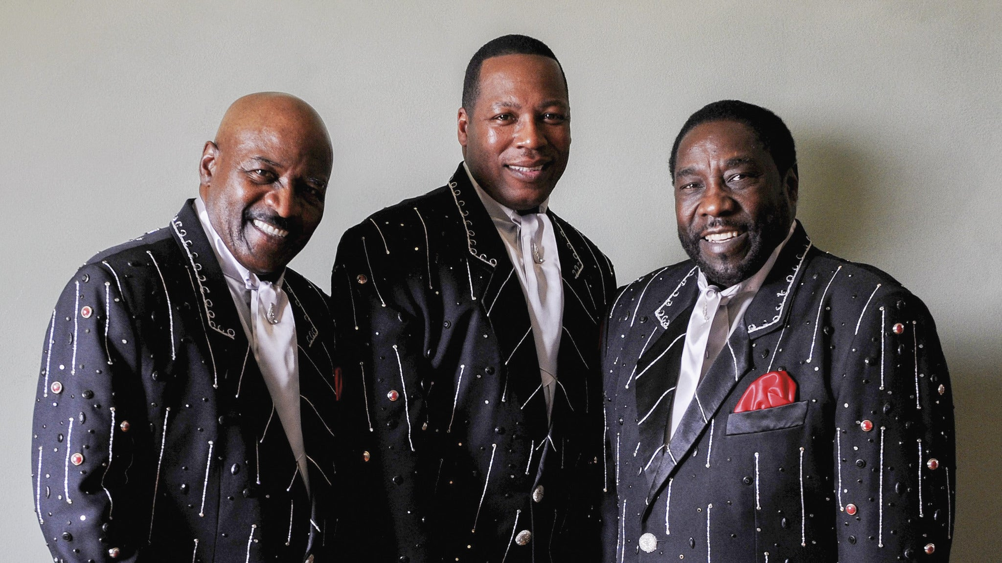 The O'Jays at Cypress Bayou Casino