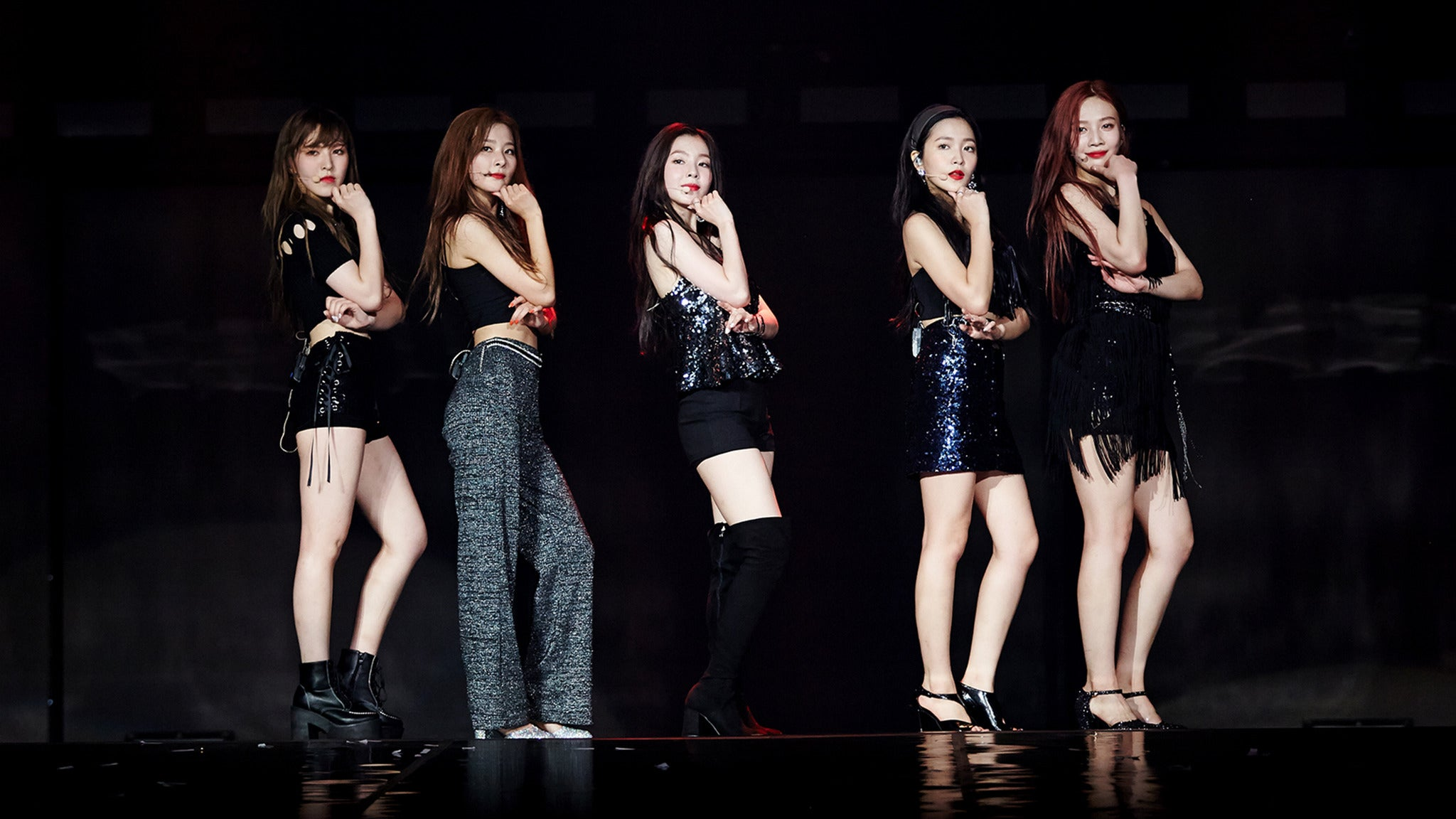 Red Velvet 2nd Concert [REDMARE] in Newark