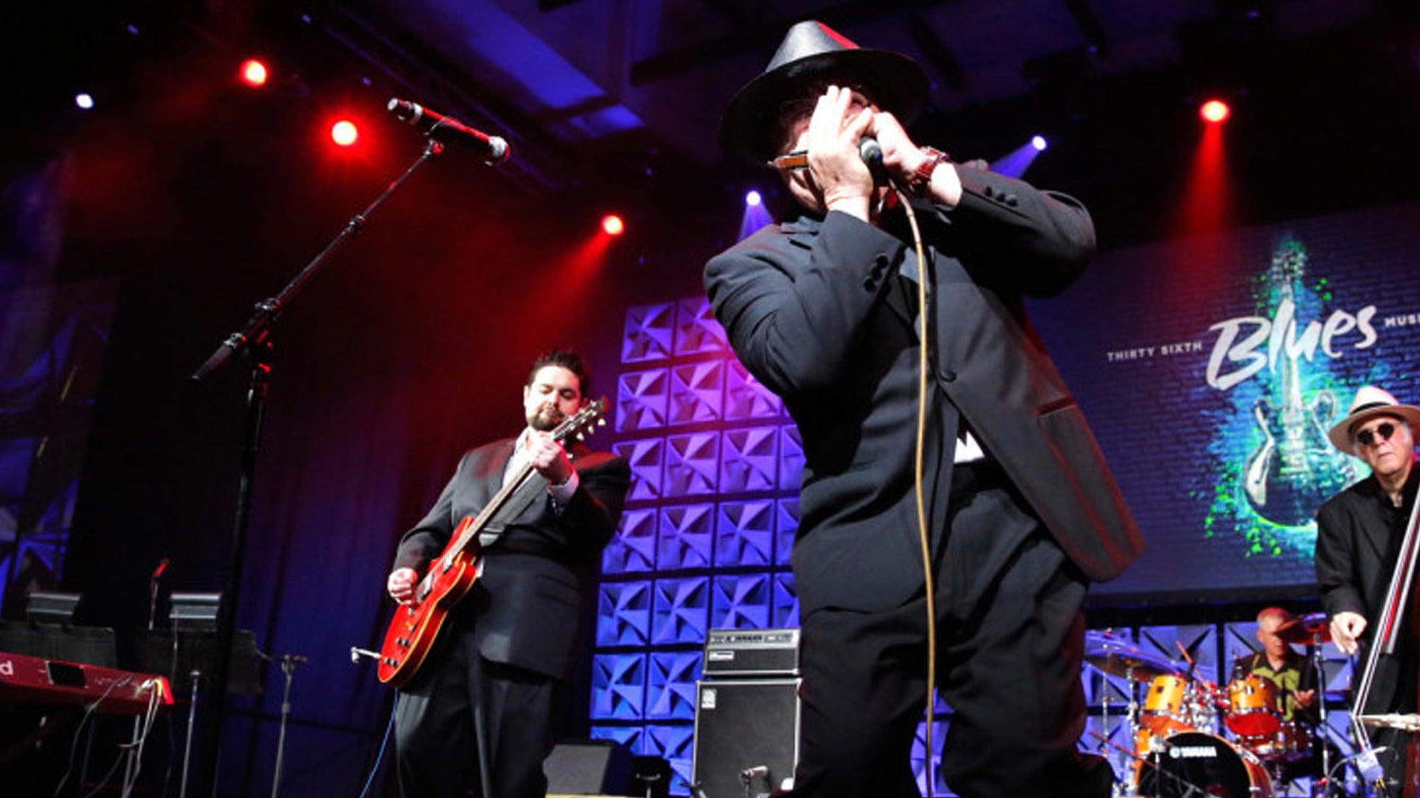 10th Annual New England Blues Festival