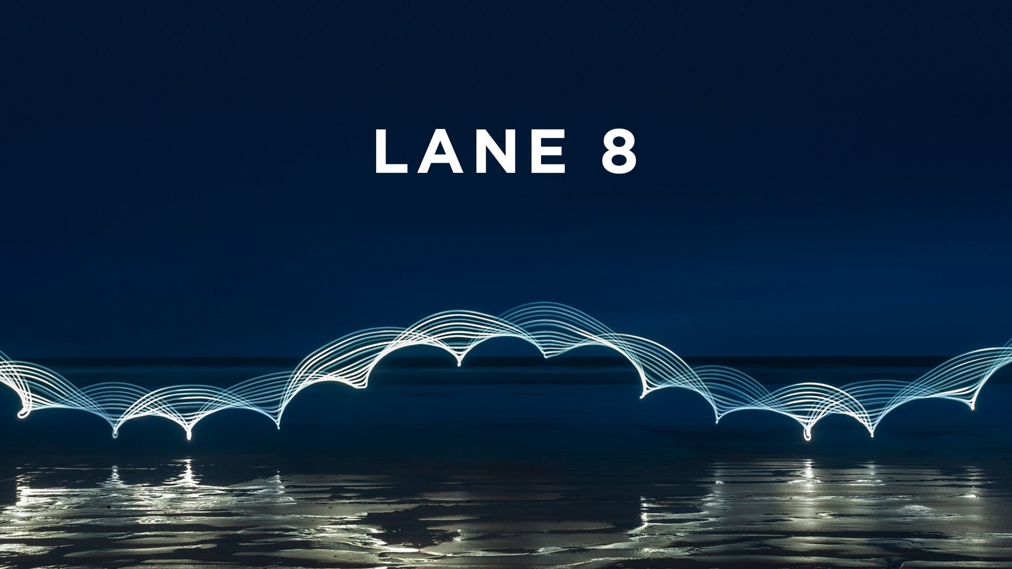 Lane 8 tickets (Copyright © Ticketmaster)