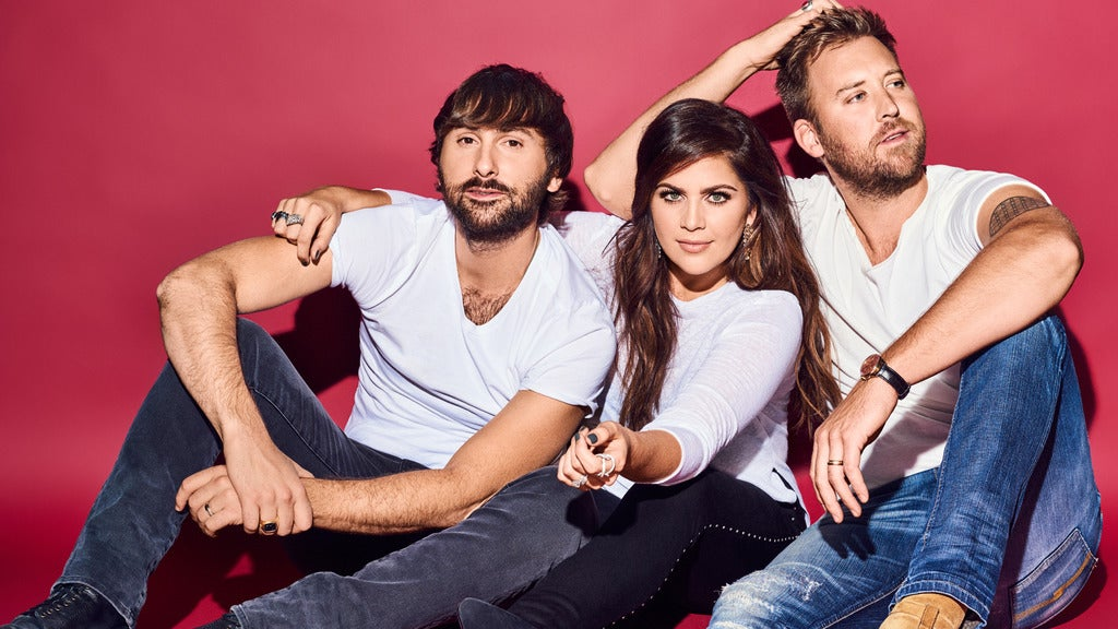 Lady Antebellum: You Look Good World Tour