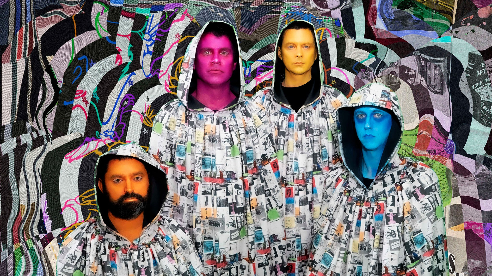 Animal Collective with L'Rain at Majestic Theatre
