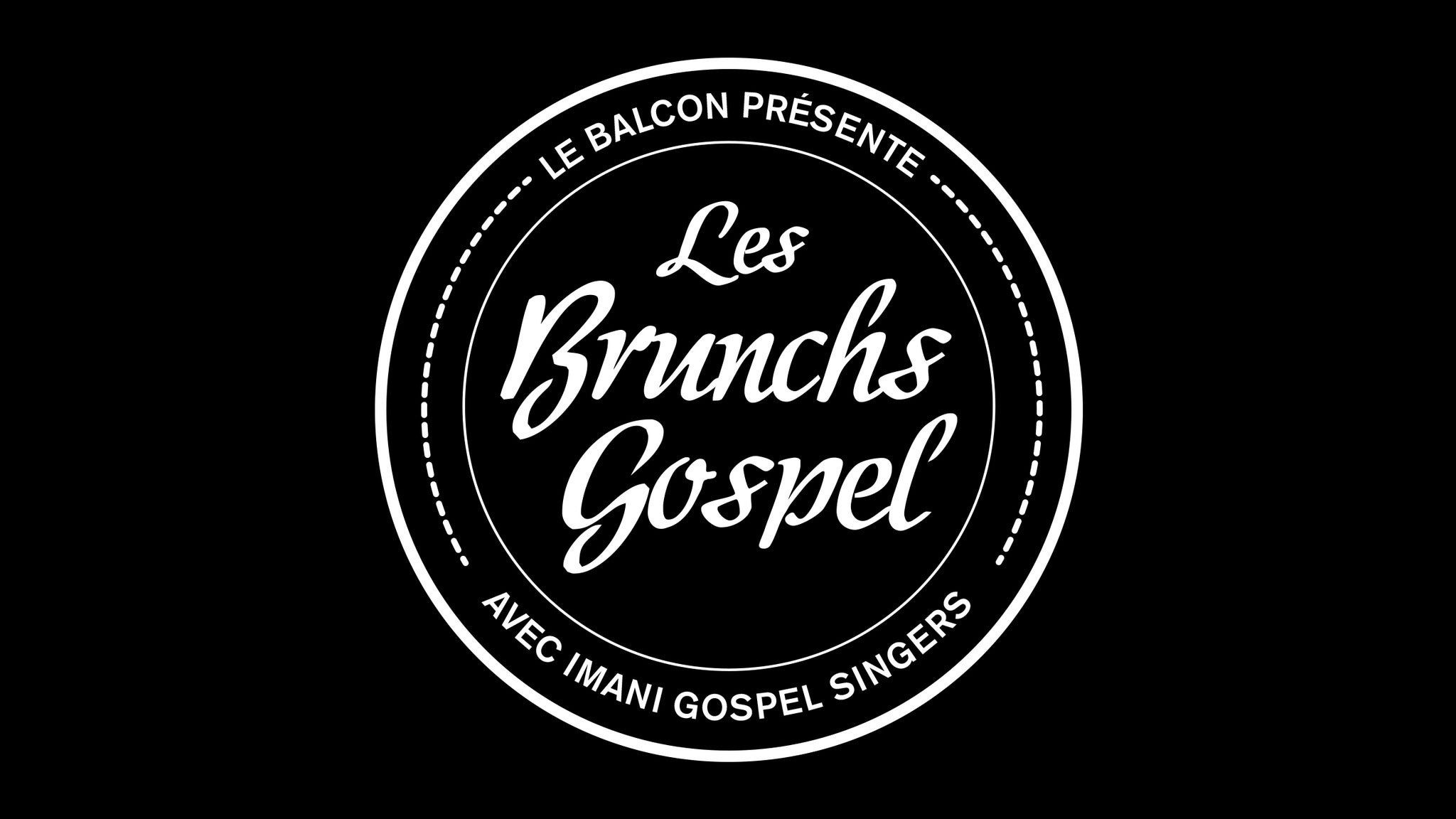 LES BRUNCHS GOSPEL avec Imani Gospel Singers