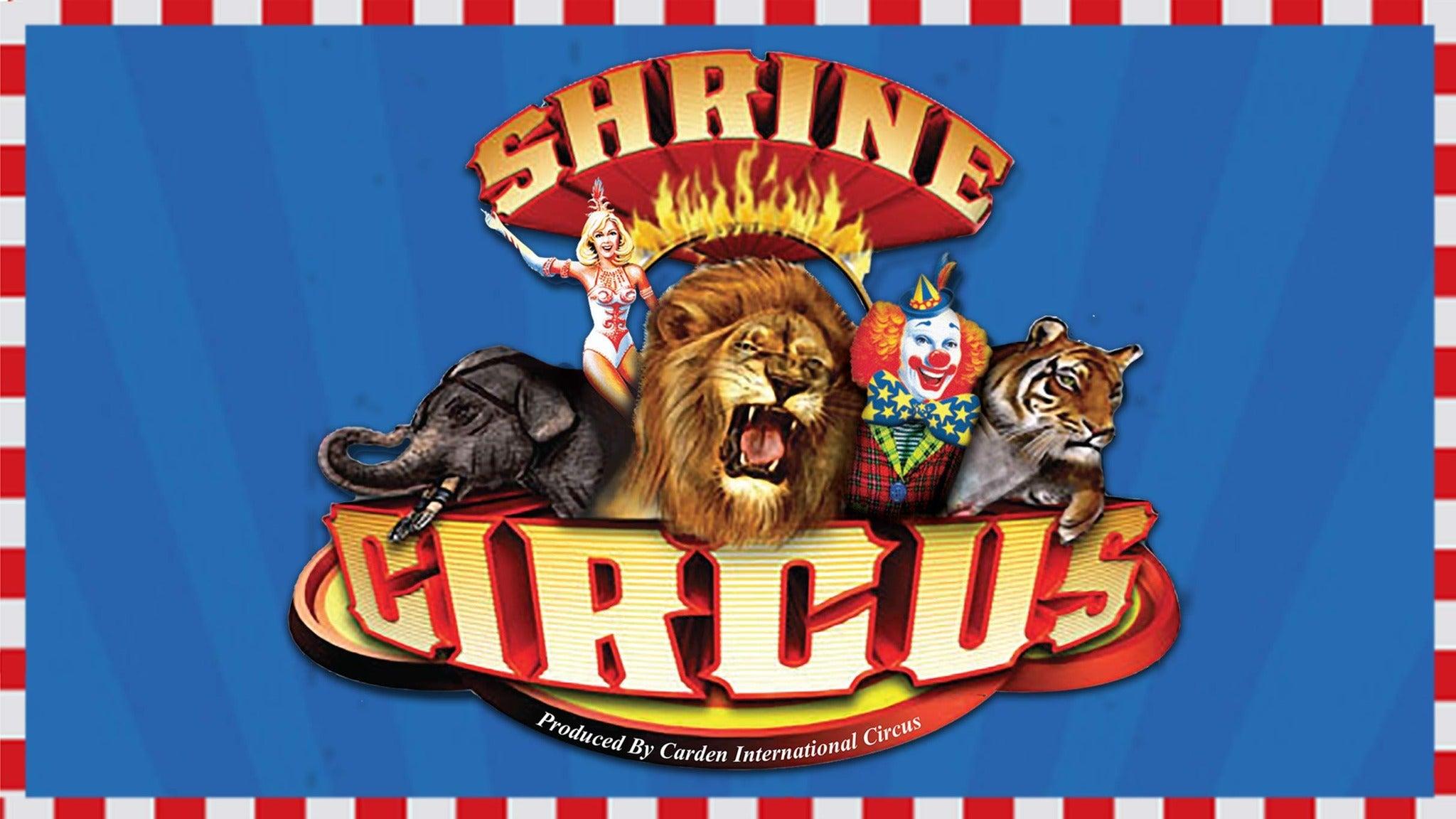 Austin Shrine Circus