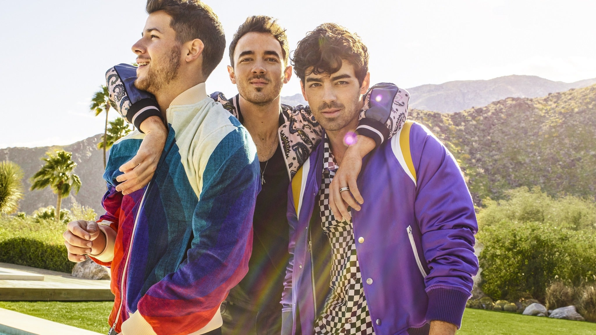 Jonas Brothers: Happiness Begins Tour at Sprint Center