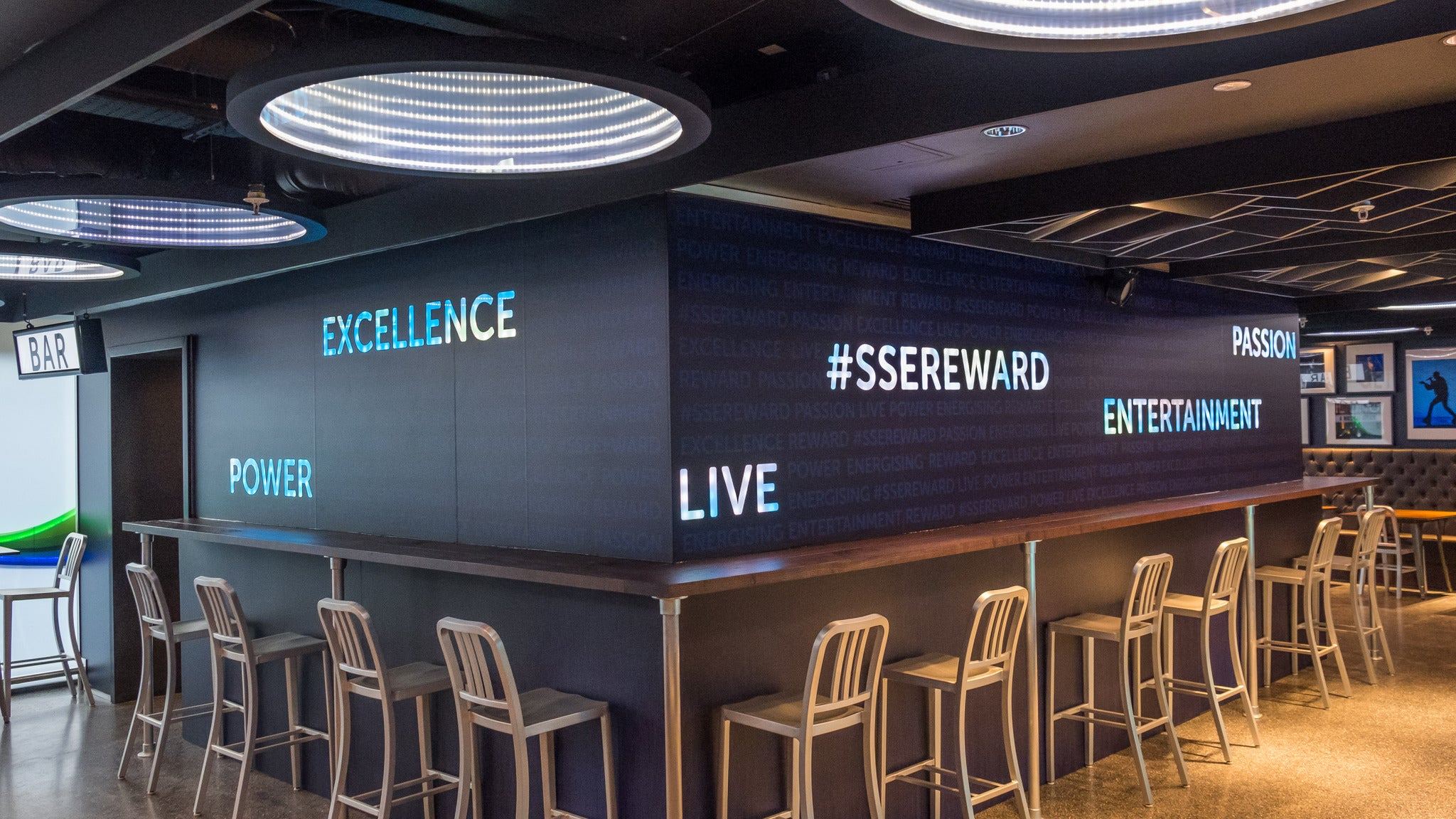 SSE Lounge Access