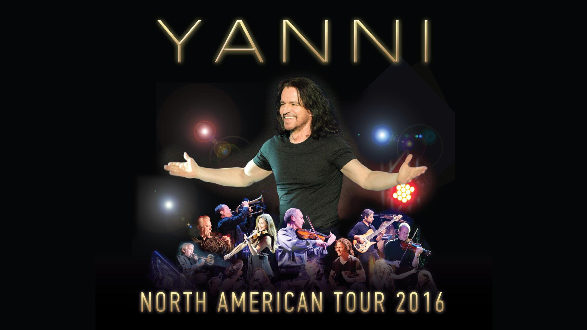 Yanni at Mystic Lake Casino Hotel